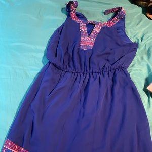 Cute dress size small